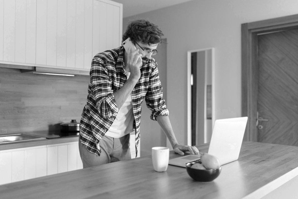 The pros and cons of continuing to work from home